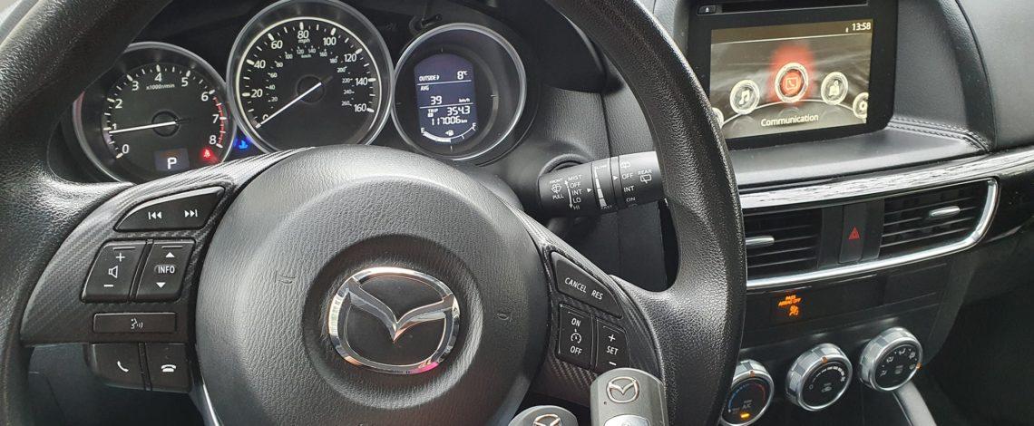 MAZDA CX 5 2015 USA DOROBIENIE KLUCZA KEYLESS ID49