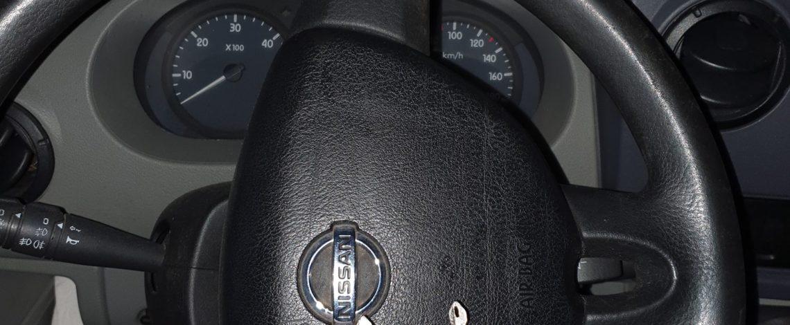 Nissan Interstar 2009 dorobienie klucza
