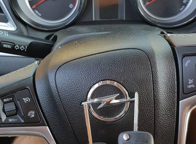 OPEL MOKKA 2011 odczytanie kodu pin + dorobienie klucza z pilotem